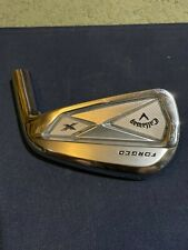 New listing Callaway X-Forged 2013 Single 6 Iron, head Only, RH