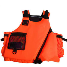 Safety Men Women Adult Buoyancy Aid Sailing Kayak PFD Life Jacket Attractive HOT