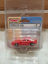Tomy Porsche 928 Red Short Card NIP VHTF in excellent condition!!!