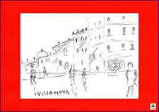 """""""Passeggiata""""- Un'Opera per tutti - del Maestro Impressionista Aurelio Villanova"""