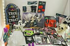 HALLOWEEN PARTY DECORATIONS Joblot Liquidation Wholesale Resale *CLEARANCE STOCK
