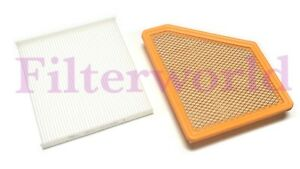 Engine&Cabin Air Filter For CHEVY EQUINOX GMC TERRAIN 2010-2017 US Seller!
