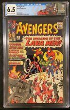 Avengers #5 CGC 6.5-Stan Lee / Jack Kirby