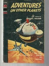 Adventures on Other Planets ~ Ace D-490 1961 ed Donald A Wollheim Simak Van Vogt