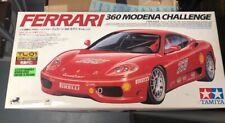 NEW RARE Tamiya 1/10 RC Ferrari 360 Modena Challenge TL01 Chassis 4WD Car kit