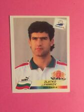 FRANCE 98 PANINI World Cup Panini 1998 - Yankov Bulgaria N.290
