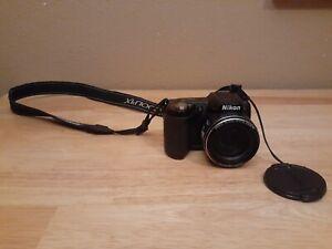 Nikon COOLPIX L110 12.1 MP / 15x Optical Zoom Digital Camera