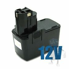 Batteria per BOSCH, WURTH GBM 12 VES-2, PSR 12 VES-2, 2607335055, 2607335071, 12