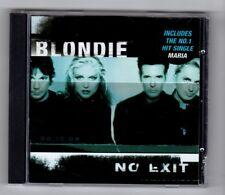 (IA271) Blondie, No Exit - 1999 CD