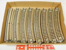AR520-2 #42x Märklin H0/ 00/ Ac Piezas de vía Curvo M PISTA para 3600/800 Muy