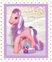 ❤️My Little Pony MLP G2 Vtg Secret Surprise Friends Morning Glory Gem Eyes❤️