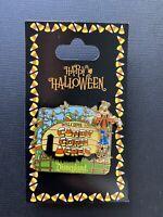 Disneyland Scarecrow Goofy Candy Corn Acres Pin Halloween #63818, 2008 DLR