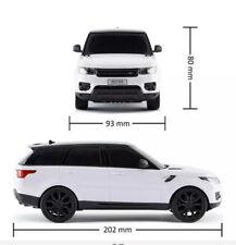 Radio Remote Controlled RC Range Rover White 1:24 Scale