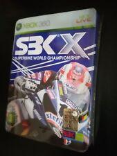 SBK X SUPERBIKE STEELBOX EDITION XBOX 360  VERSIONE UFFICIALE ITALIANA