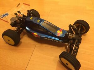 Team Losi TLR 22 RC Buggy 2WD Roller