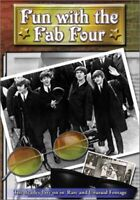 Fun With the Fab Four - The Beatles  DVD NEW & SEALED-Fast Ship! OD-064