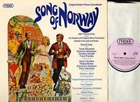 SONG OF NORWAY soundtrack SPB 1017 A1G/B1G uk probe 1970 LP PS EX/EX