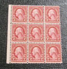 nystamps US Block Stamp # 583 Mint OG NH $59