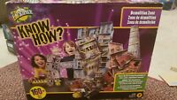 Edu Science Know How Demolition Zone Building Action Kit Game Never Used 2013