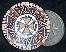 Miniature Southwest Native American Indian Gloria Bogulas #0174 Plate Platter