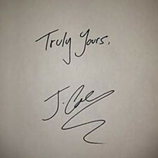 J. Cole - Truly Yours Mixtape CD Dreamville