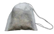"Jumbo Empty Woven Style Tea Bags  4.72"" x 6.29"" (120 mm x 160 mm) 150 Pack"