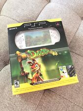NEW Sony PSP Daxter Limited Edition Pack Factory Sealed