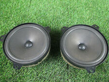 BMW 3 Series E46 SPEAKERS STEREO LOUDSPEAKER 8368233 (PAIR)