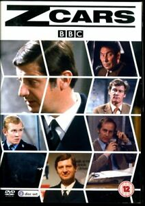 Z-Cars - BBC - DVD - Region 2