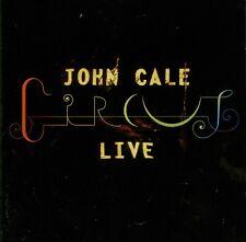 JOHN CALE  circus live' / 2 CD