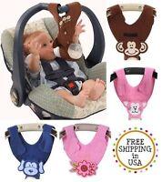 New BEBE BOTTLE SLING Hands Free Baby Feeding Holder