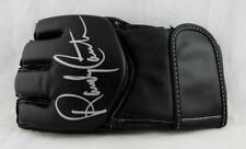 Randy Couture Autographed Century UFC Glove - Beckett Authentic *Silver N/O