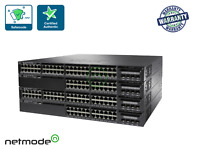 Cisco WS-C3650-48FS-L, 1 Year Warranty and Free Ground Shipping
