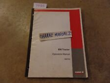 CASE 656 Tractor Operator's Manual  1082671R2
