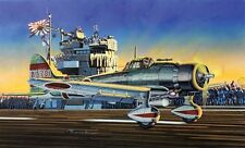 """1/72 IJN Aichi Type 99 """"VAL"""" Dive-bomber Midway 1942 -  CyberHobby  5107"""