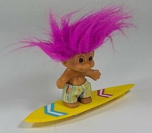 "Vintage Russ Troll Surfing Surfboard 7"""