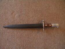 Swiss K11&K31 Elsener Victoria Bayonet for Schmidt Rubin