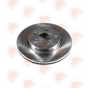 Disc Brake Rotor Front Inroble International BR31440