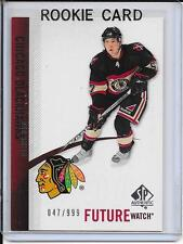 10-11 SP Authentic Ben Smith Future Watch Rookie # 218