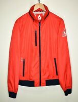 GAASTRA SPORT NETHERLANDS LIGHTWEIGHT SAILING ZIP UP BOMBER JACKET SAIL size M
