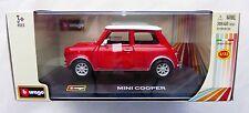 Bburago Mini Cooper  in 1:32 Neu & OVP