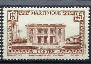 MARTINIQUE 143 - Neuf* charniere