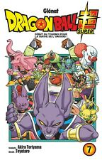 Dragon Ball Super Tome 7 — Akira Toriyama Toyotaro Glénat Manga Shônen