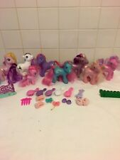 Lot De 8 Mon petit poney / My little pony Posey G3 hong-kong