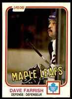 1981-82 O-Pee-Chee Dave Farrish #317