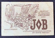 Buvard JOB Papiers à cigarettes