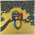 Marq Spusta Two Birds And Their Egg - Closed Eye Full Size Gold LE / 22
