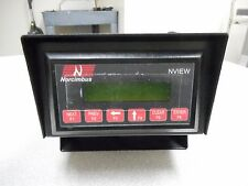 NORCIMBUS NVIEW ANALOG SIGNAL PROCESSING DISPLAY W/POWER SUPPLY
