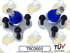 SuperPro Roll Centre Adjusting Front Ball Joint Kit Slotted Mount Plate TRC0003