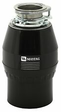 NEW MAYTAG 1-HP IN-SINK GARBAGE WASTE TRASH DISPOSER DISPOSAL CONTINUOUS-FEED